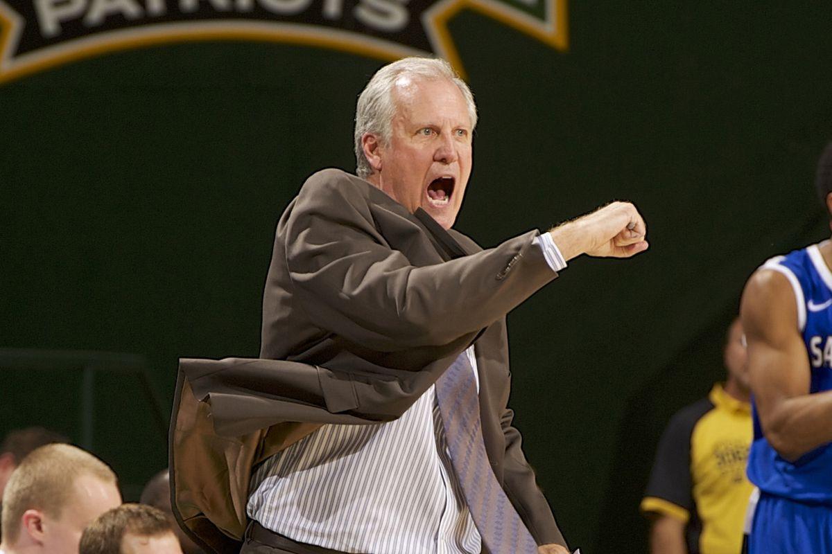 Saint Louis Head Coach Jim Crews
