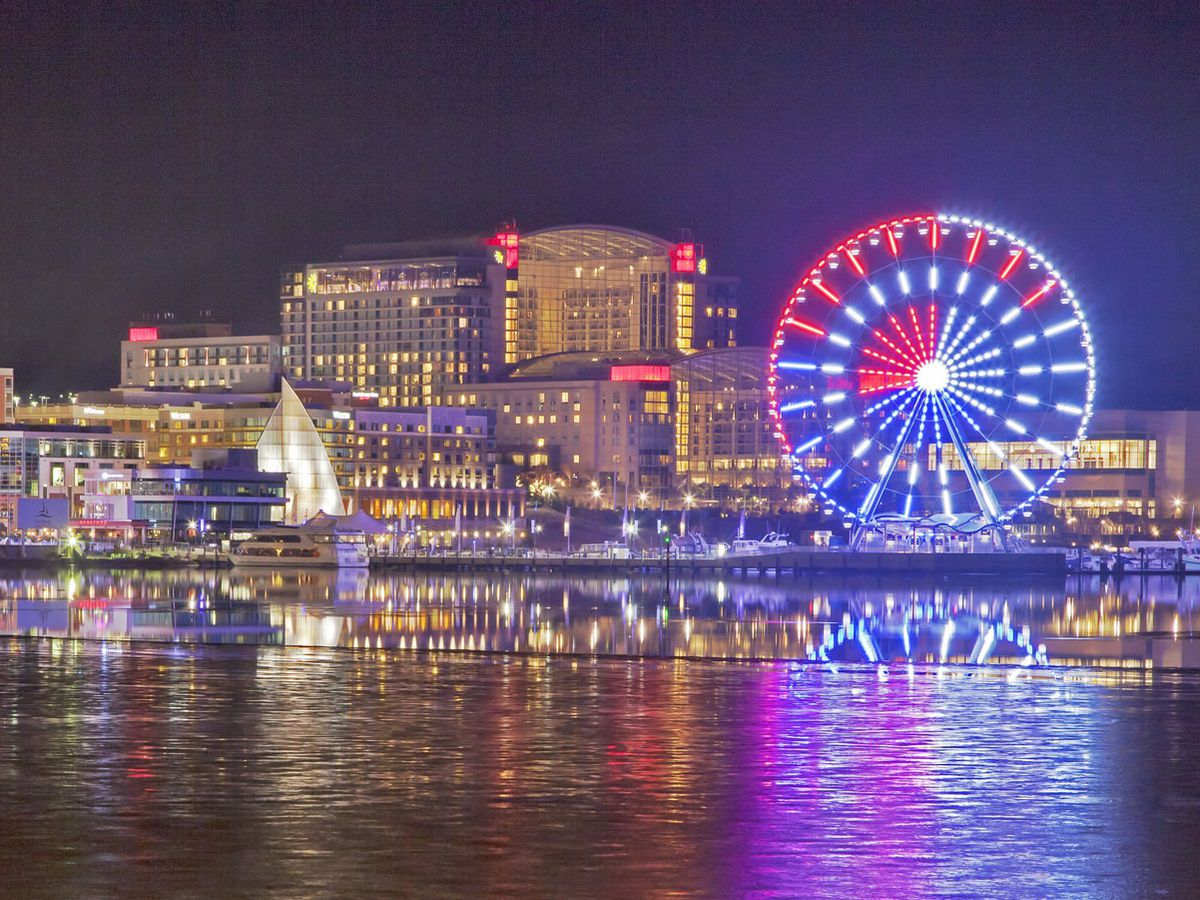 National Harbor Maryland >> 11 Places To Eat And Drink At National Harbor Eater Dc