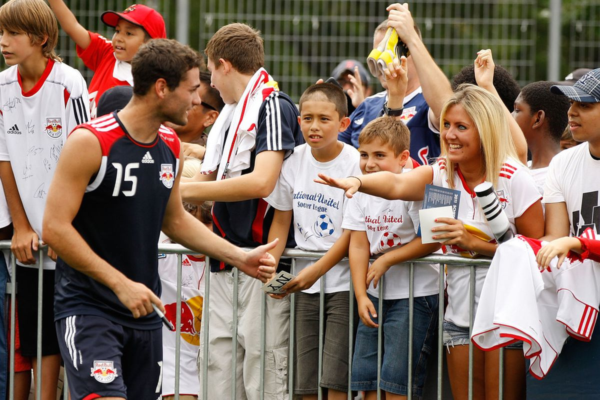 Matt Kassell is one of ten HGPs no longer in MLS. (Photo by Mike Stobe/Getty Images for New York Red Bulls)