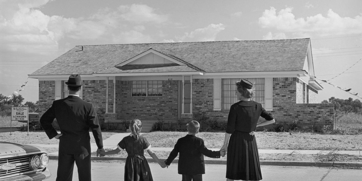 Why Buying A House Today Is So Much Harder Than In 1950 Curbed