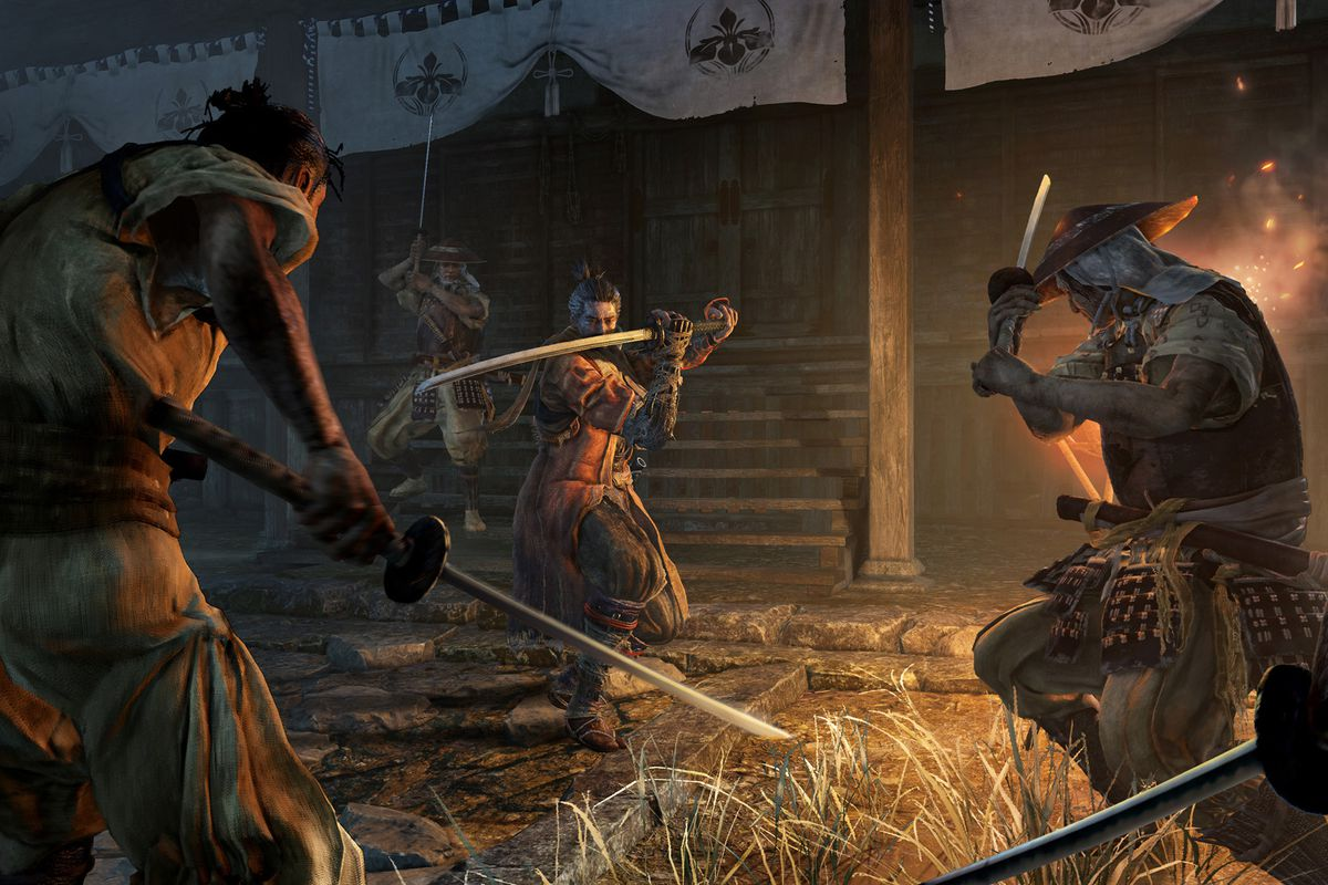 Sekiro: Shadows Die Twice review: masochistic ninja