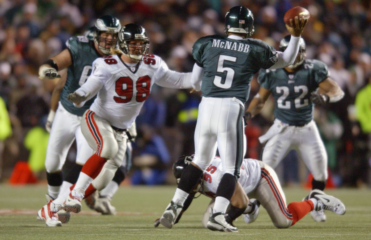 Falcons v Eagles