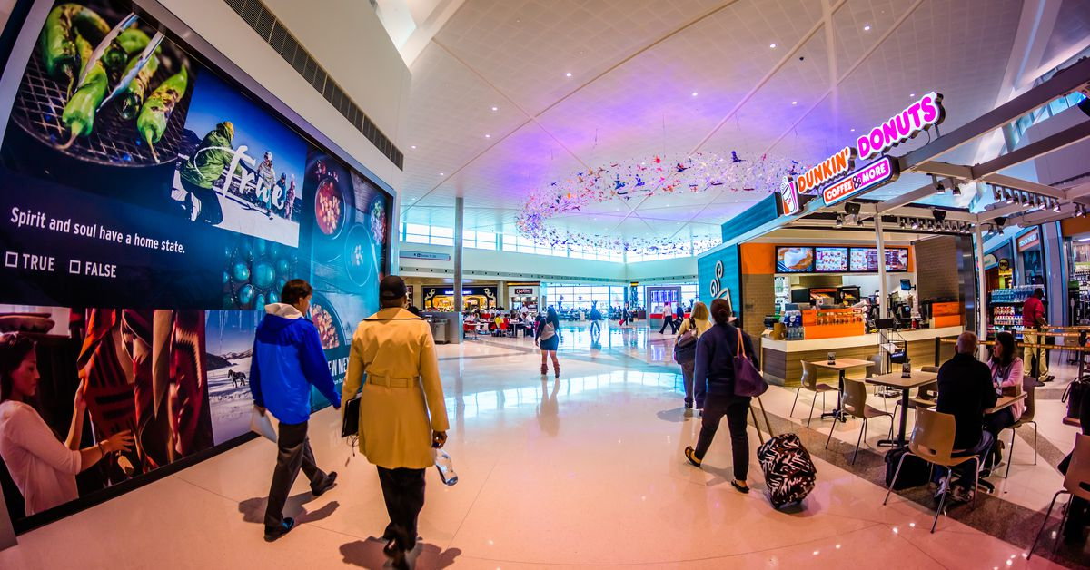Where To Eat At Dallas Love Field Airport Dal Eater Dallas
