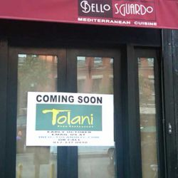 Tolani coming soon to the UWS