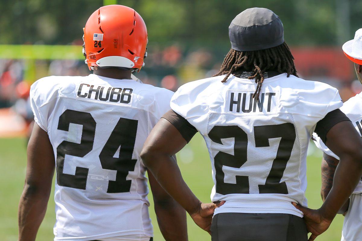 NFL: JUL 28 Browns Training Camp