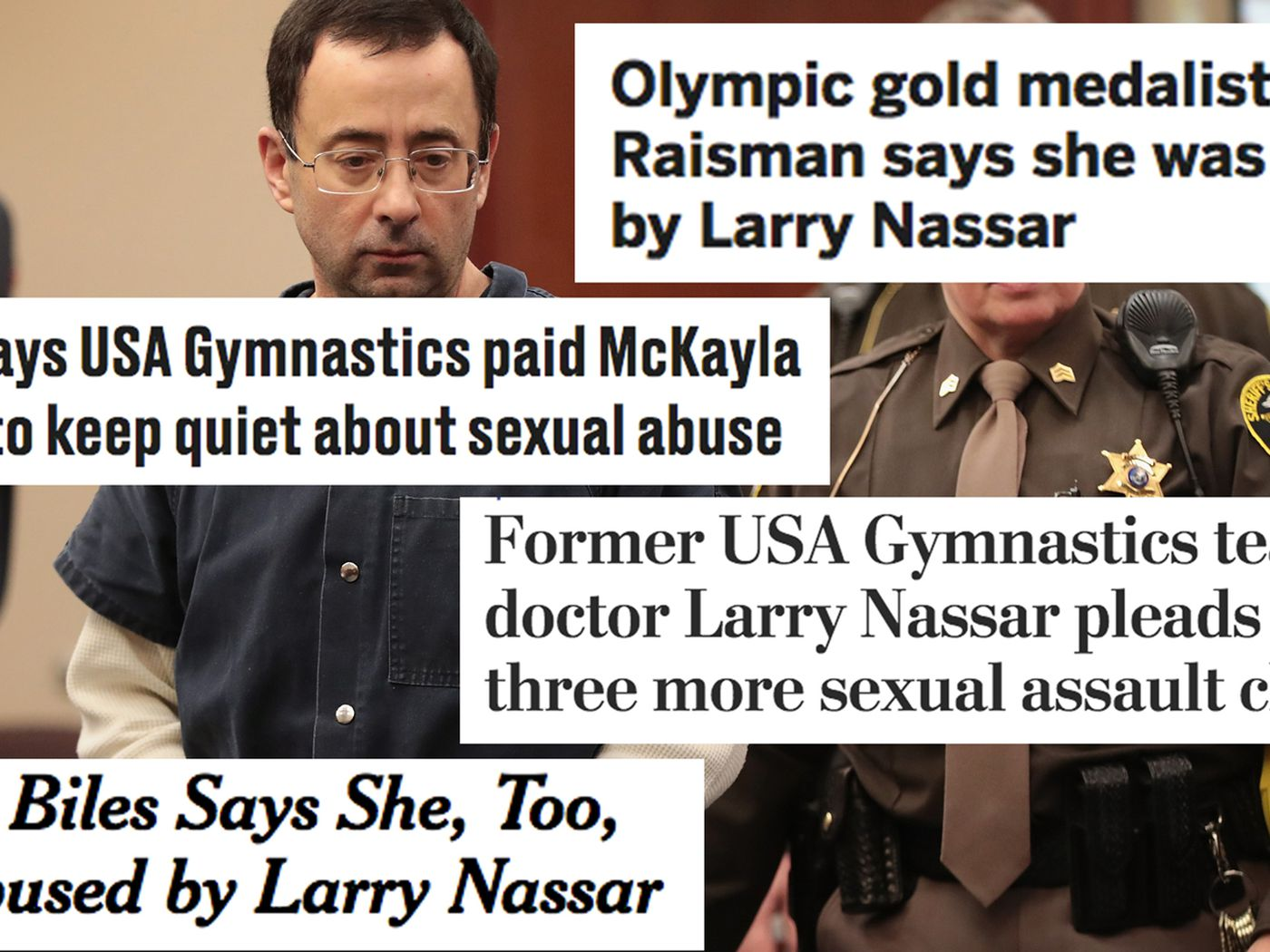 A comprehensive timeline of the larry nassar case sbnation com