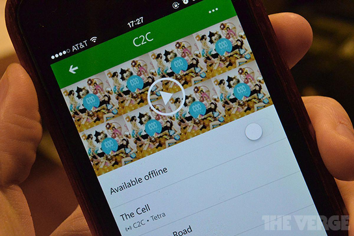 Xbox Music iOS