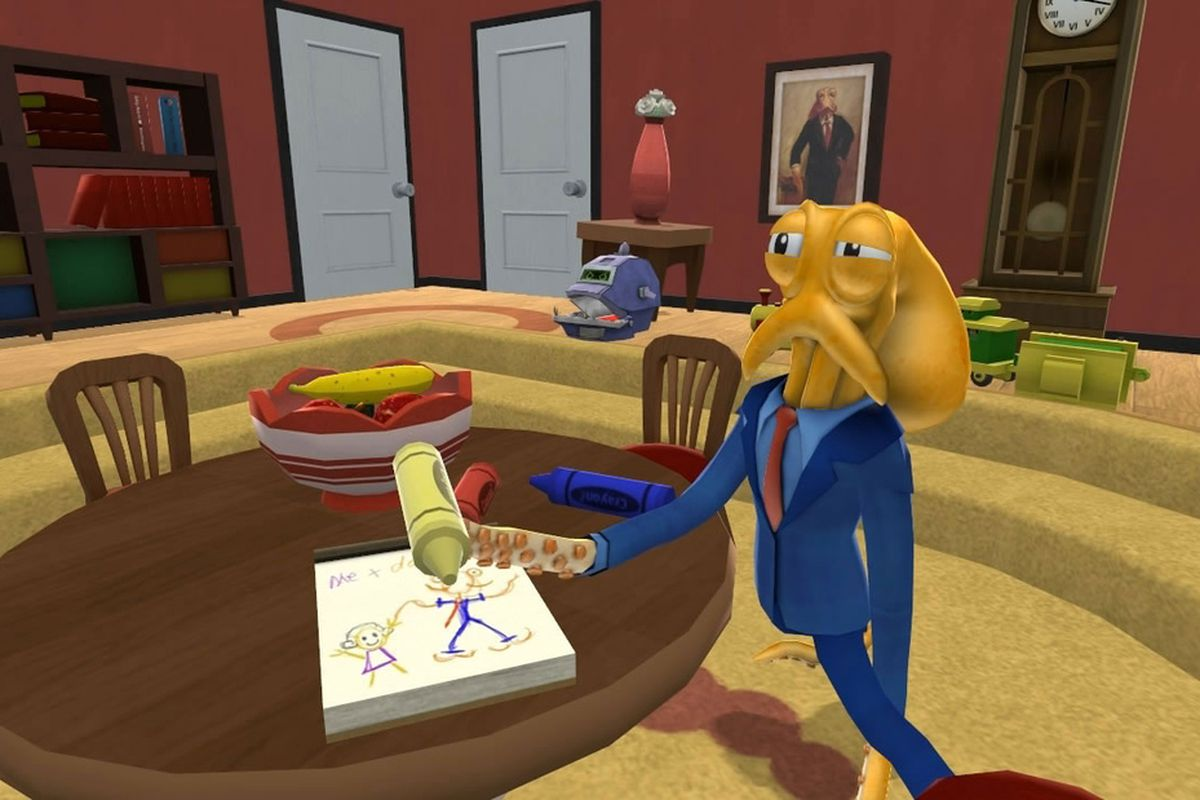 octodad dadliest catch brings delightful ambulatory chaos and