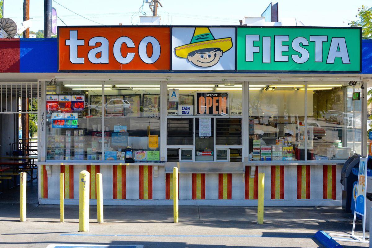 Taco Fiesta, Highland Park