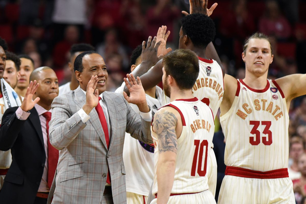 NCAA Basketball: Wake Forest at N.C. State