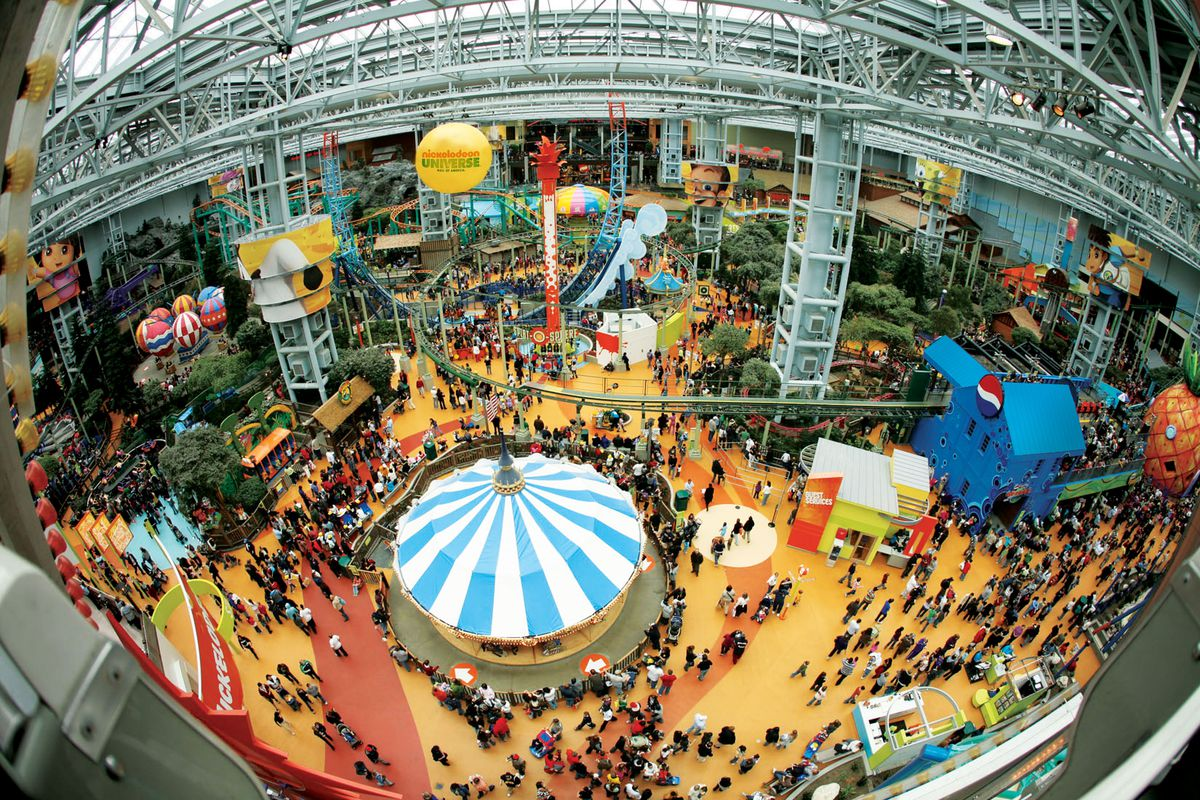 I Spent A Weekend At The Mall Of America And Survived Racked
