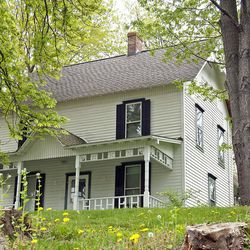 Picturing history: Joseph Smith Kirtland home - Deseret News