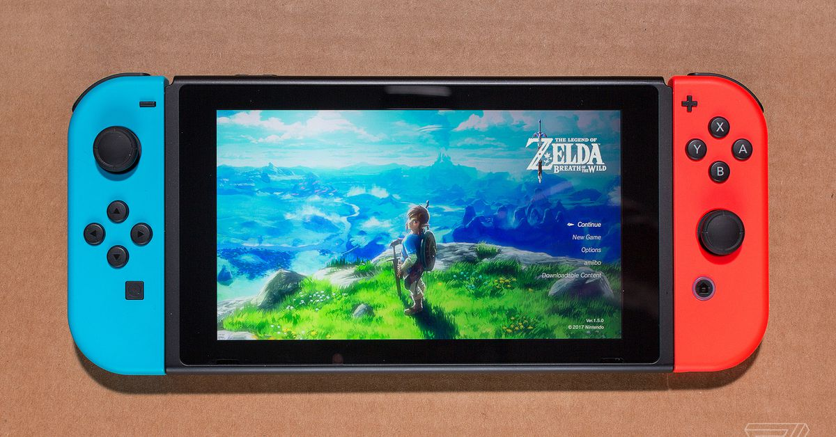 Nintendo Switch: technology has finally caught up with the