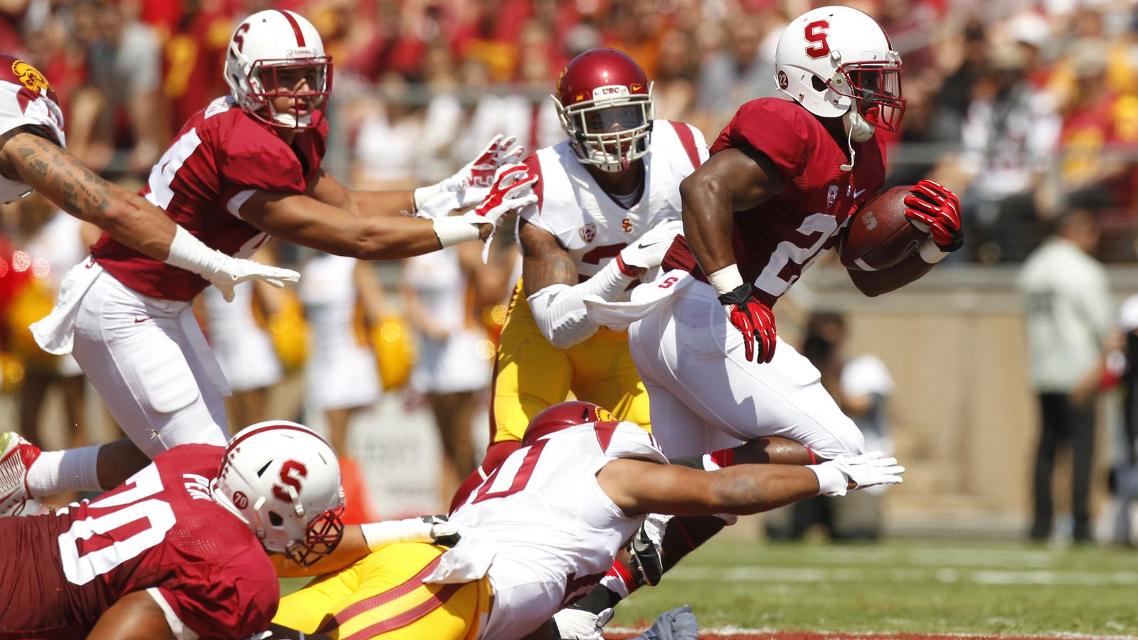 Stanford football has finished up spring ball and is looking ahead to the 2018 season What did we learn about the Cardinal this spring