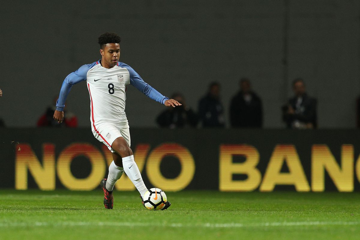 Portugal vs USA - International Friendly