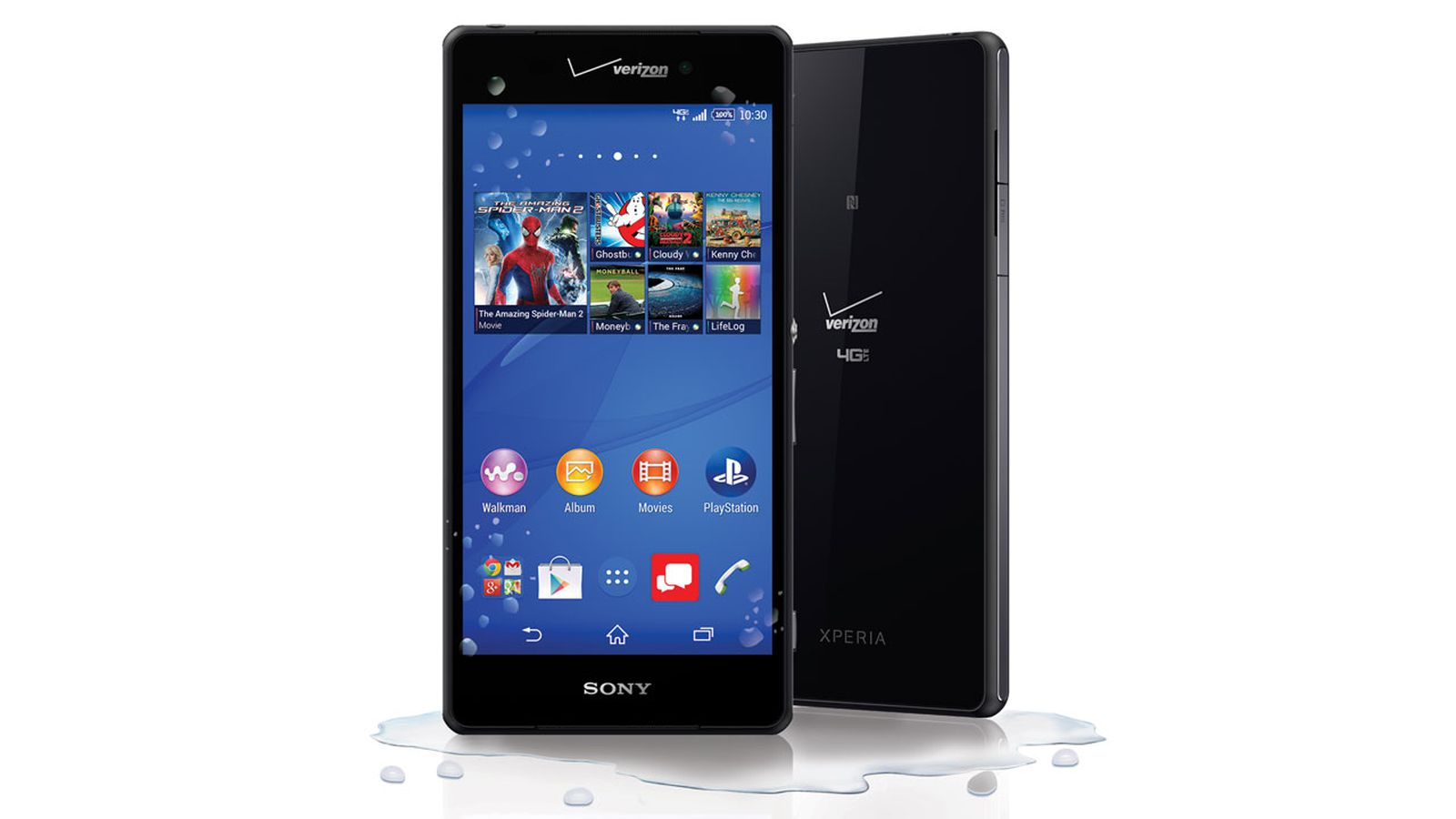 Sonys New Ps4 Remote Play Smartphone Hits Us On Oct 23 Polygon Sony Xperia Z3 Compact Seken