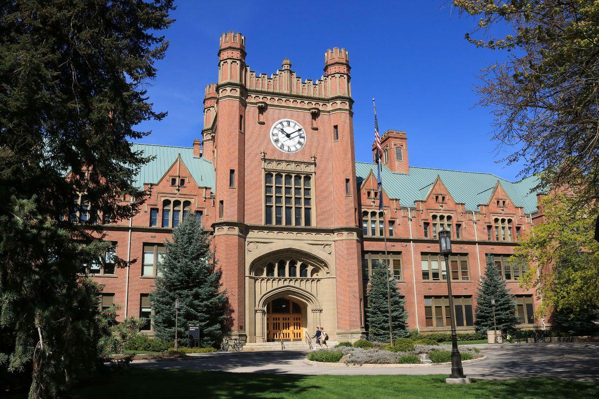 University of Idaho Administration Building