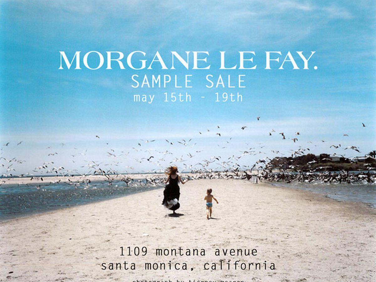 Flyer via Morgane Le Fay