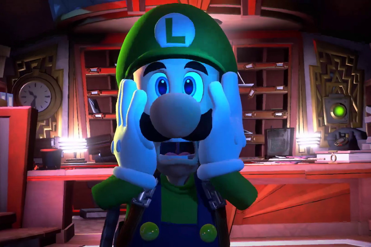 Luigi S Mansion 3 Announced For Nintendo Switch Polygon