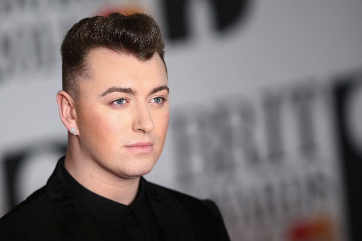 Sam Smith is nominated for an absurd number of Grammys this year.