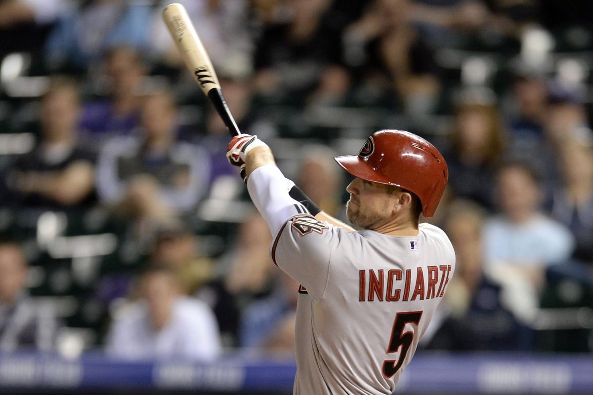 Ender Inciarte - new lead-off man.