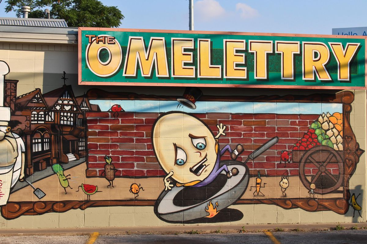 The original Omelettry