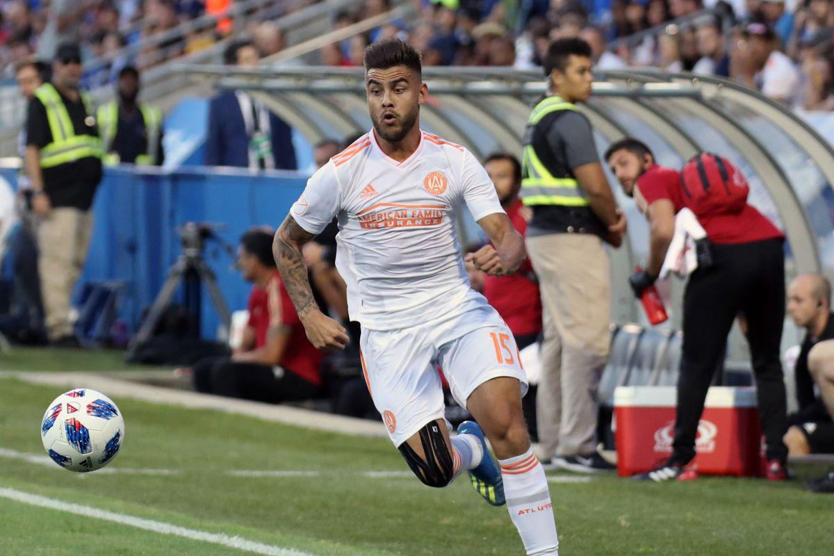 MLS: Atlanta United FC at Montreal Impact