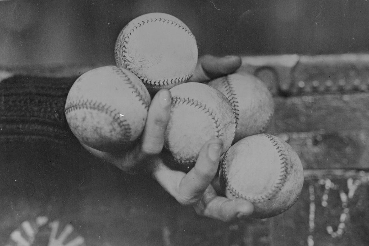 Baseball Hold