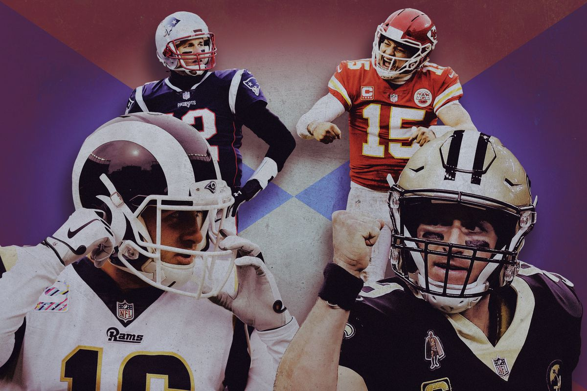 48183262c86 Chiefs-Pats and Saints-Rams Are Both Rematches. Does That Matter ...