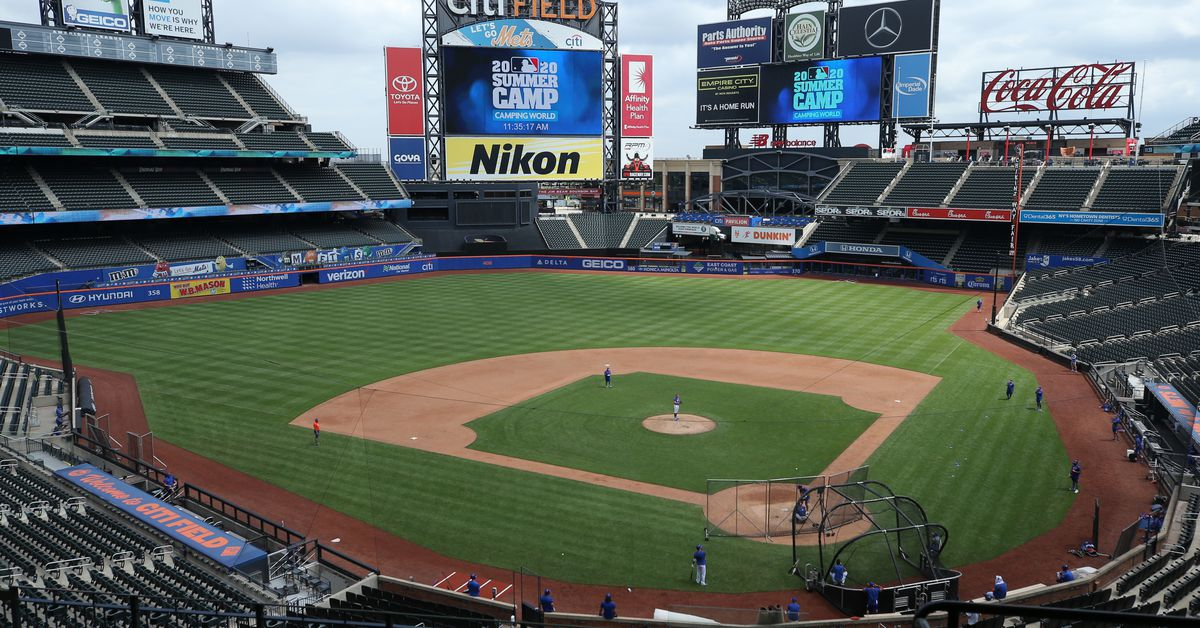 Mlb 2020 Mets Open Up Exhibition Games Against Yankees Amazin Avenue