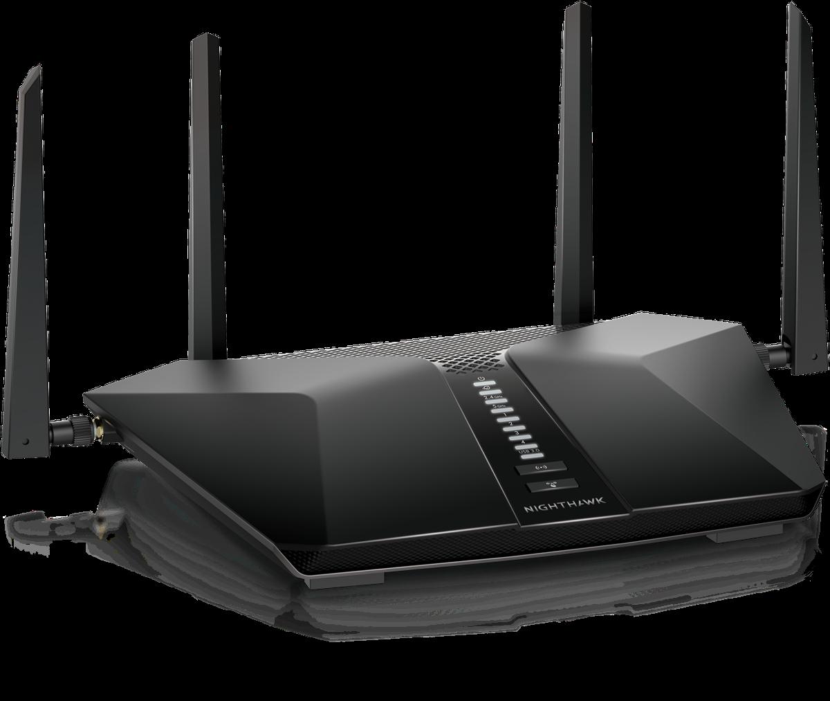 Netgear Nighthawk AX6 Wi-Fi 6 router