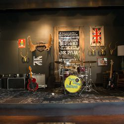 The stage at Culinary Dropout. Photo by Erik Kabik