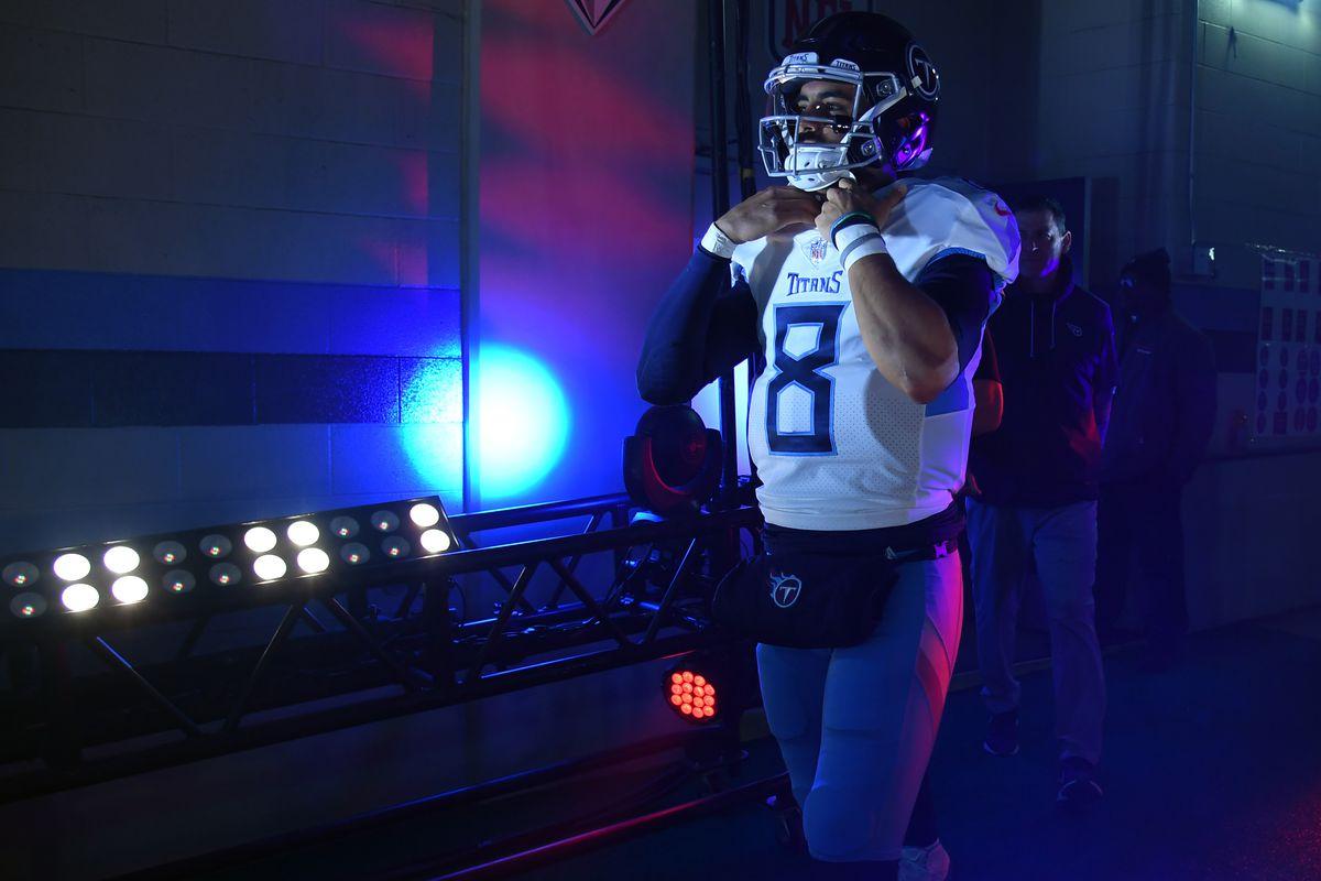 NFL: Washington Redskins at Tennessee Titans