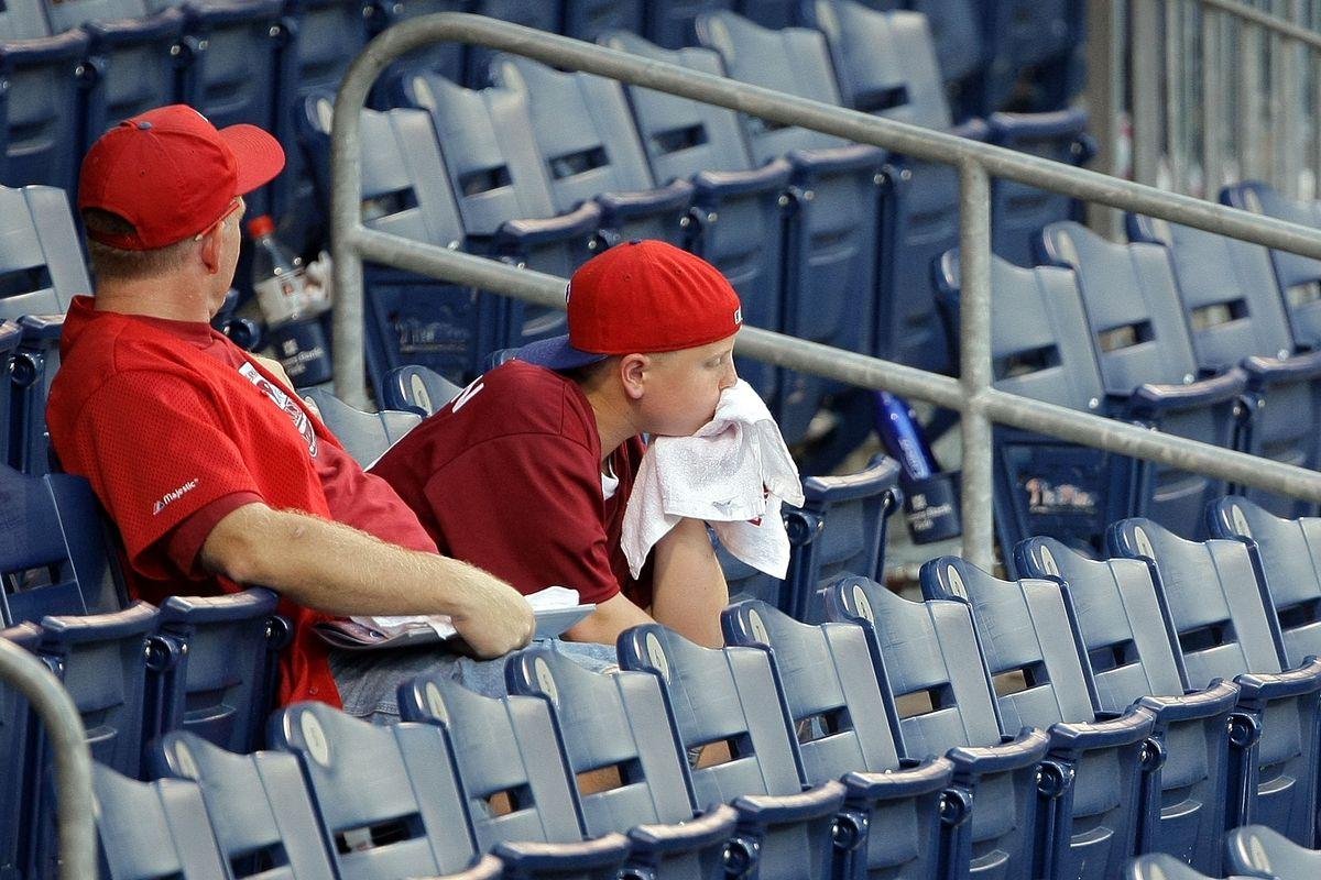 NLDS: Colorado Rockies v Philadelphia Phillies, Game 1