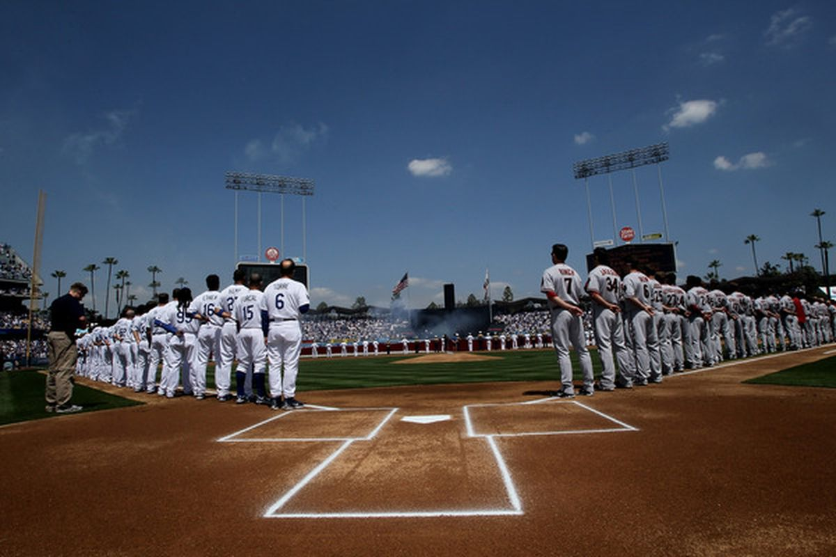 Opening day is always a special day