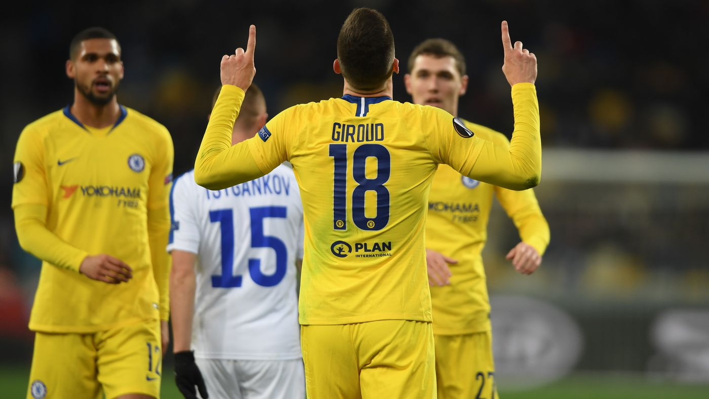 Giroud open to France return if Chelsea don't value him anymore