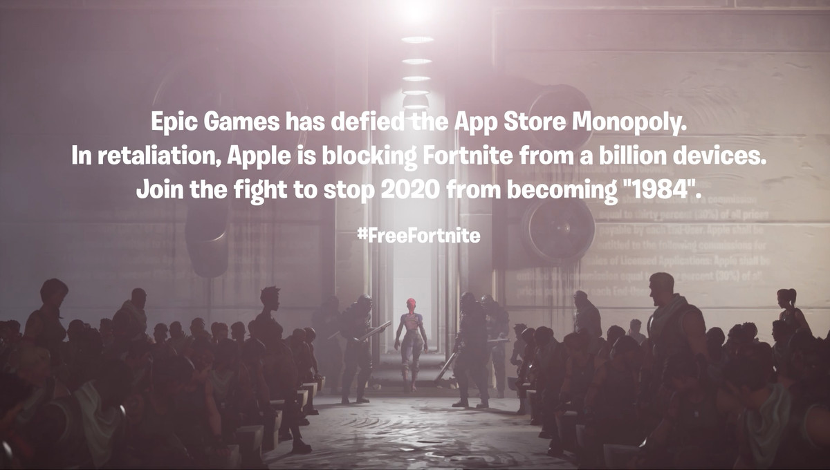 Fortnite removed from both App Store and Play Store — Epic Games to sue Apple for removal 21
