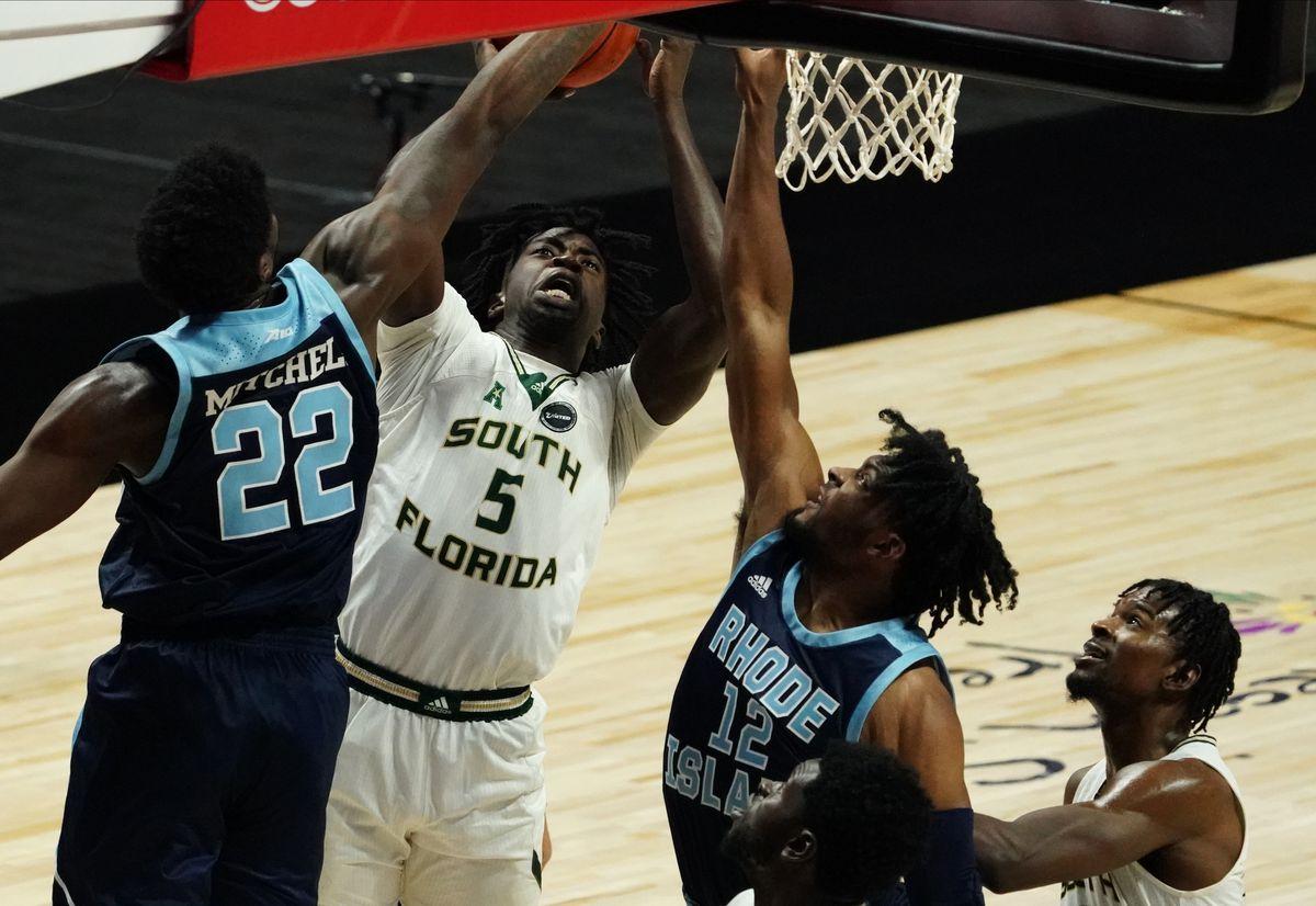 NCAA Basketball: AFR Hall of Fame Tip-Off-Rhode Island at South Florida