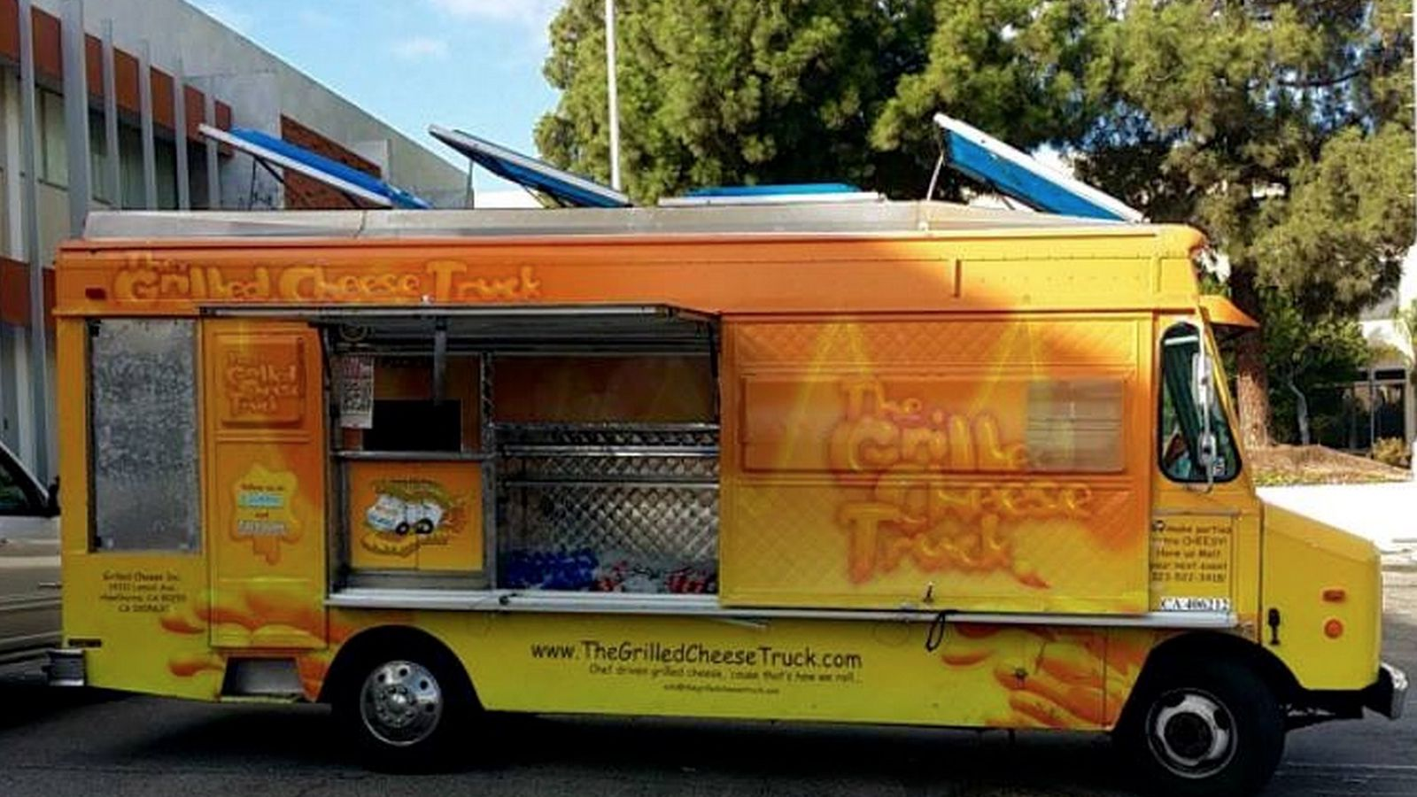 Buying Stocks In The Grilled Cheese Truck Is Probably A