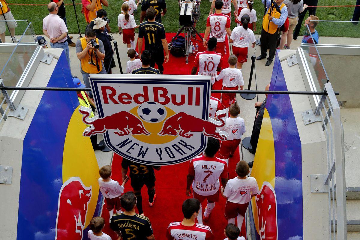 red bull marketing team