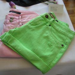 Reuse Denim shorts
