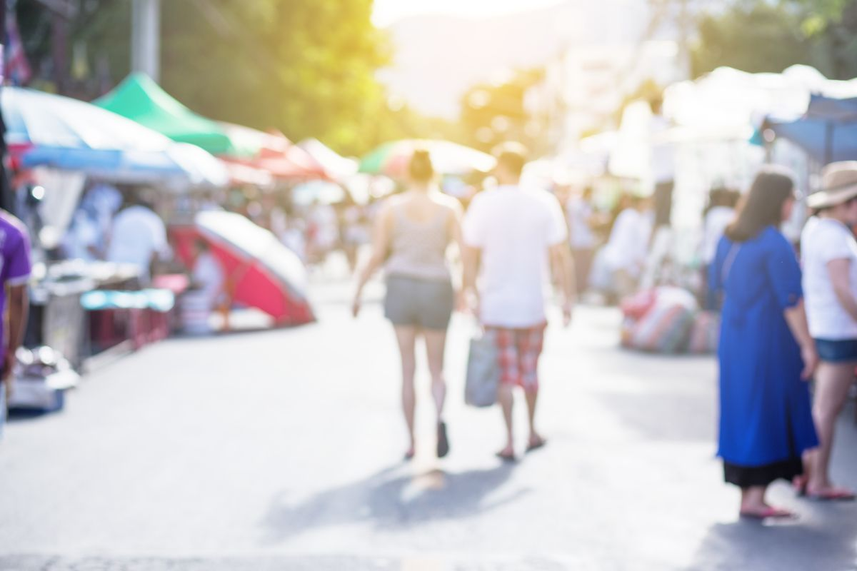 FILE - The public is invited to browse items from 150 small businesses during an Eagle Mountain street fair on Saturday.