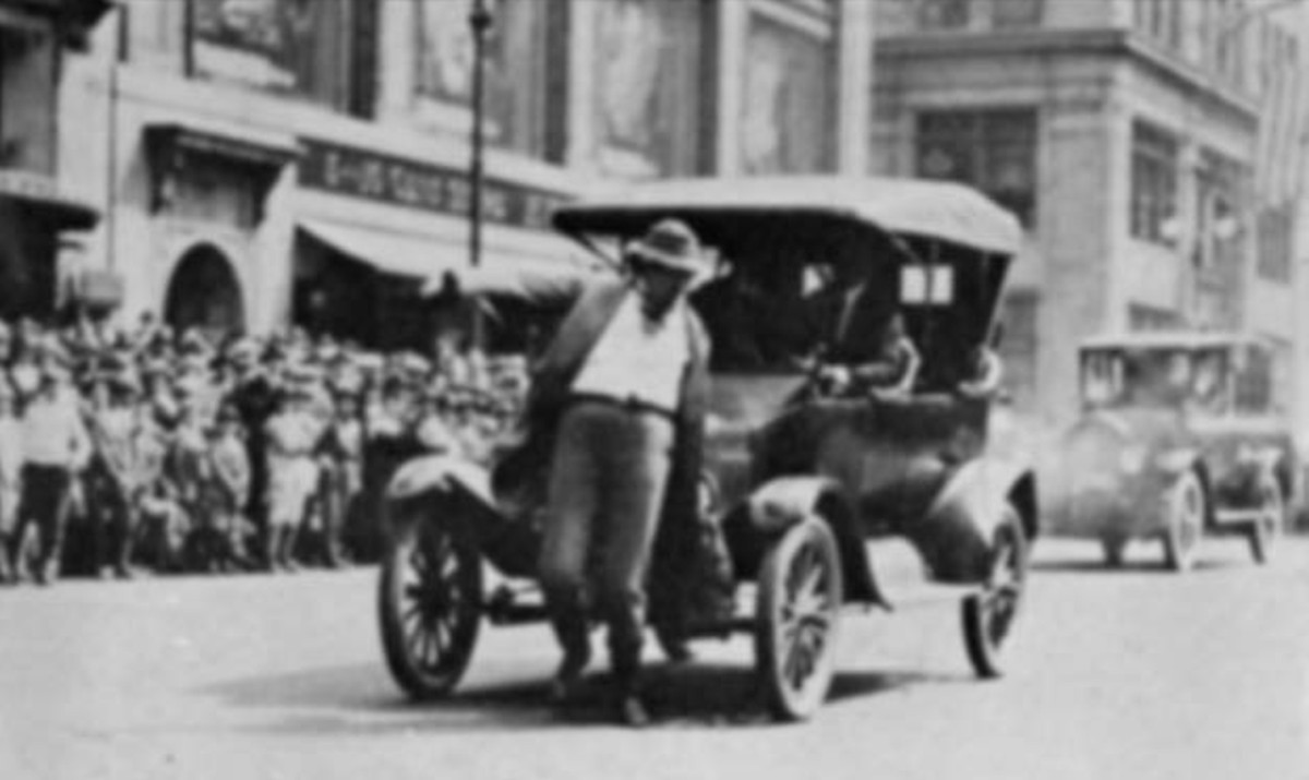 The forgotten history of how automakers invented the crime of ...