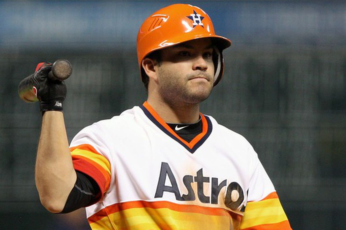 Jose Altuve is the current face of the Houston Astros franchise