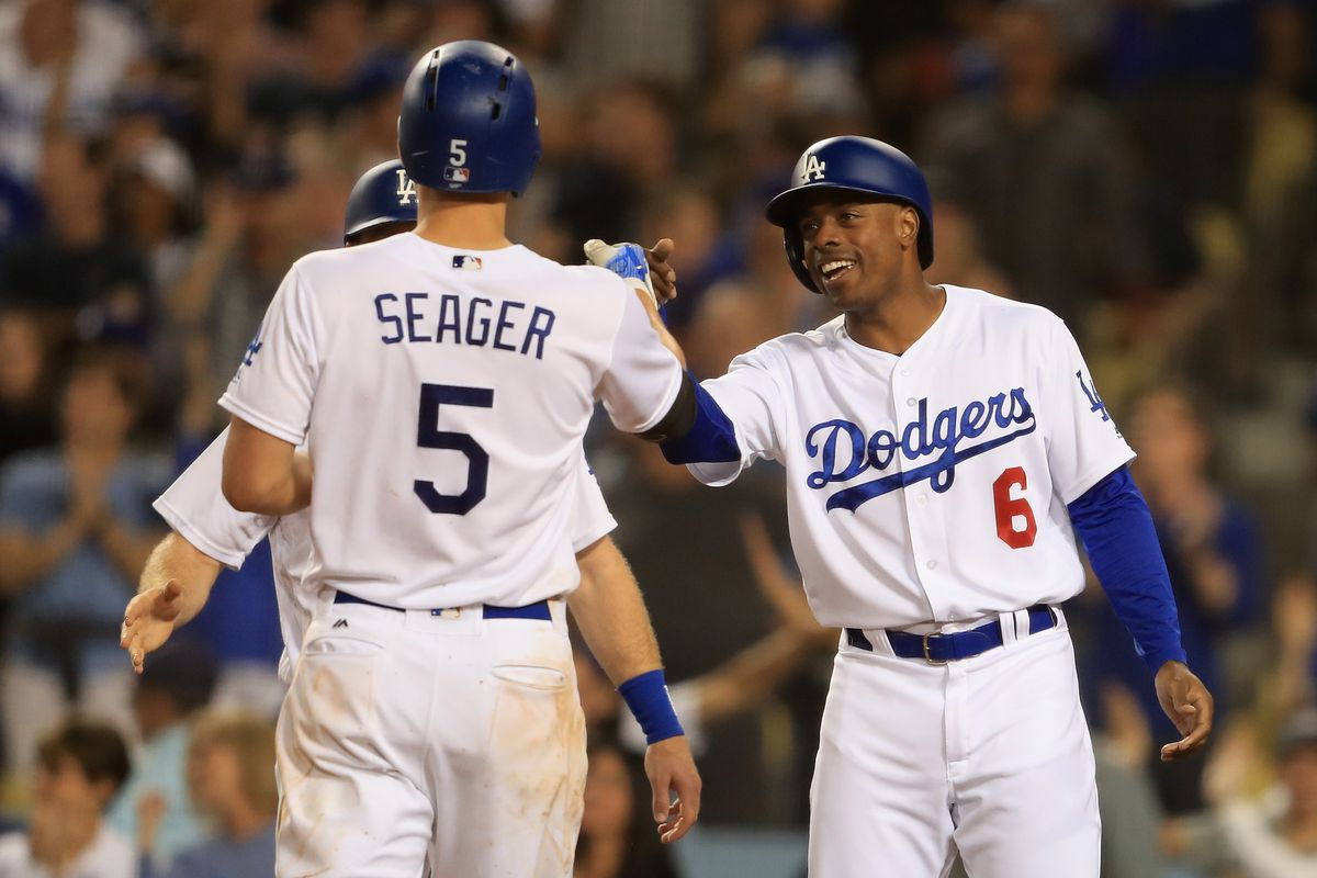39e54693 Dodgers playoff roster 2017: Guessing the 25 players for the NLDS ...