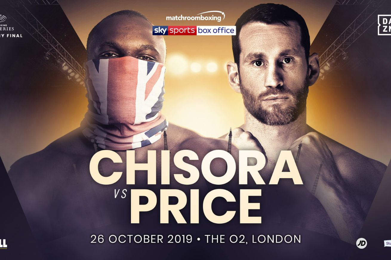 Chisora Price.0 - Preview: Chisora-Price, Burns-Selby, Ngabu-Okolie