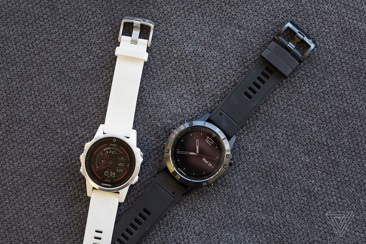 The Garmin Fenix 5S is the fitness watch I don't want to