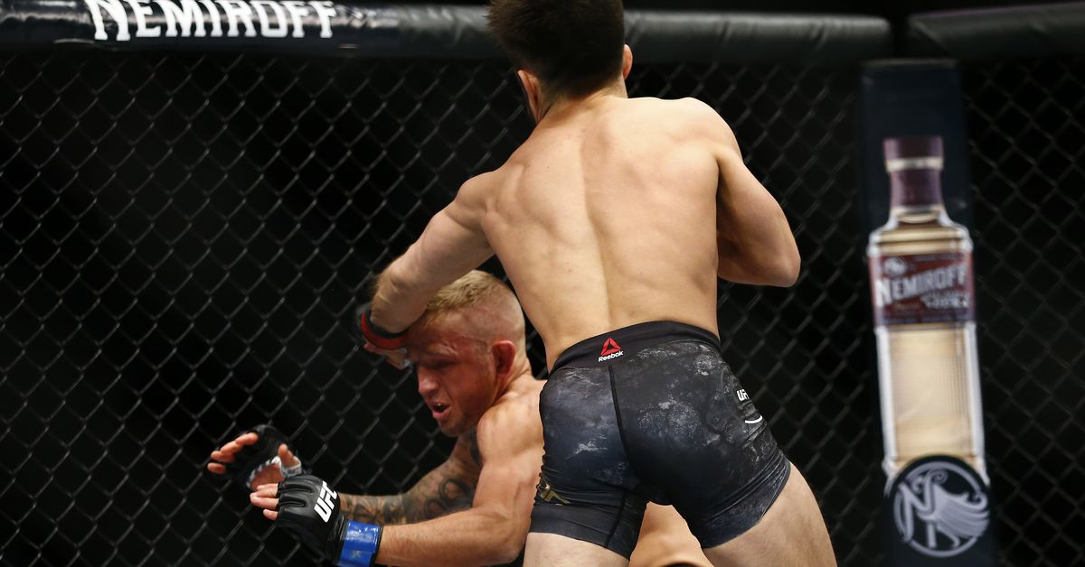 UFC gives Cejudo vs. Dillashaw card the slow-mo treatment