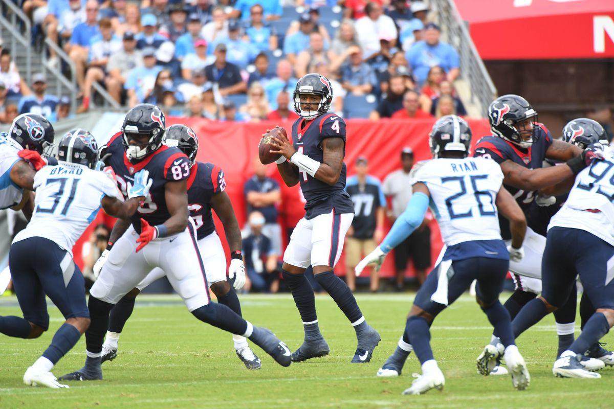 Titans vs. Texans: Monday Night Football open thread ...