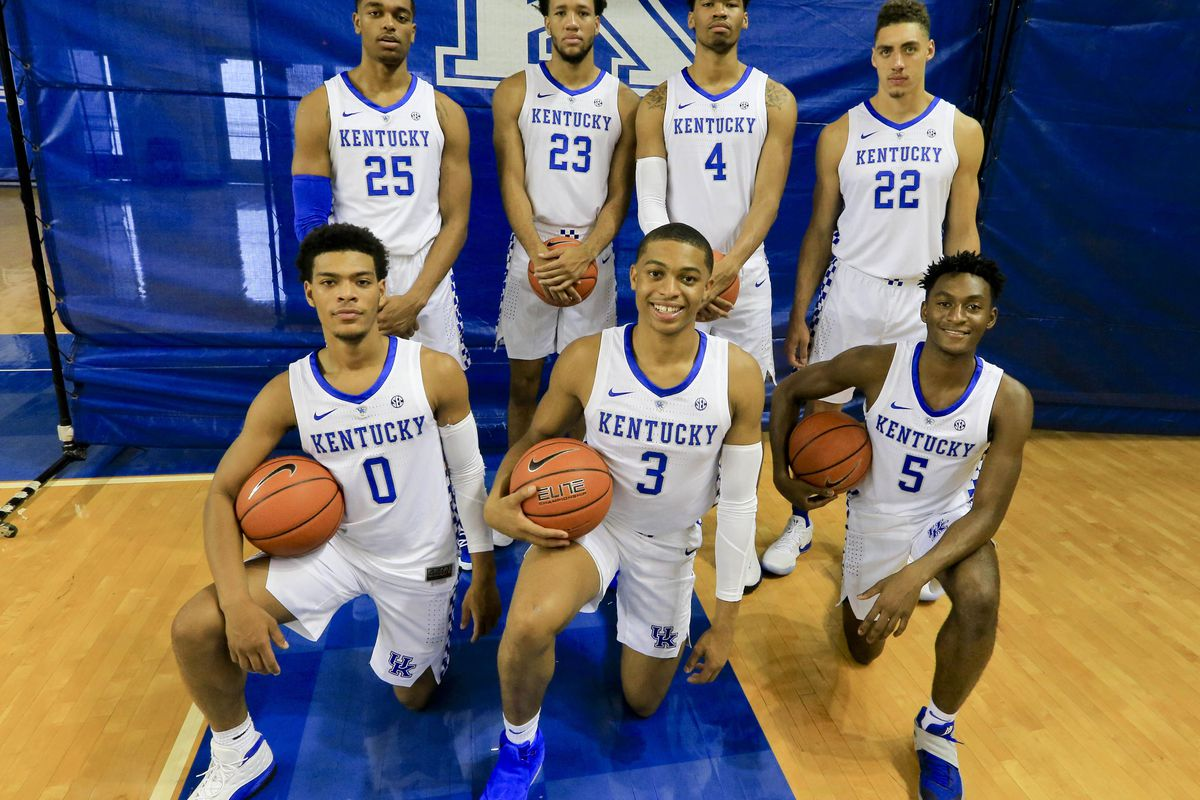 Uk Wildcats Basketball Sights And Sounds From Big Blue